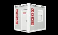 CHV 150 10 fuß Bürocontainer Mietcontainer