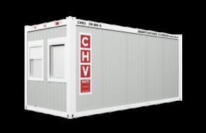 300 CHV 20 fuß Bürocontainer und Mannschaftscontainer