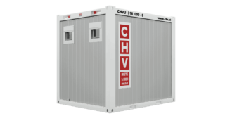 CHV-150D 10ft WC-Container Damen