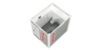CHV-150WCB-10ft-WC-Container-Barrierefrei-45top1
