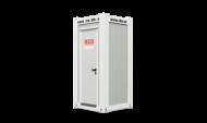 CHV 060 4 fuß Bürocontainer 1,45m Portierkabine