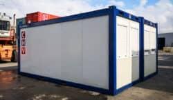 CHV 300DA Doppelcontaineranlage gebraucht